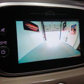 Camerasysteem Fiat 500X