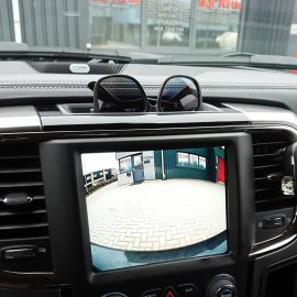 Dodge Ram front camerasysteem
