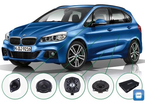 BMW 2 series DSP audioupgrade